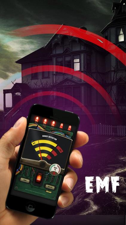Ghost Sensor - EM4 Detector