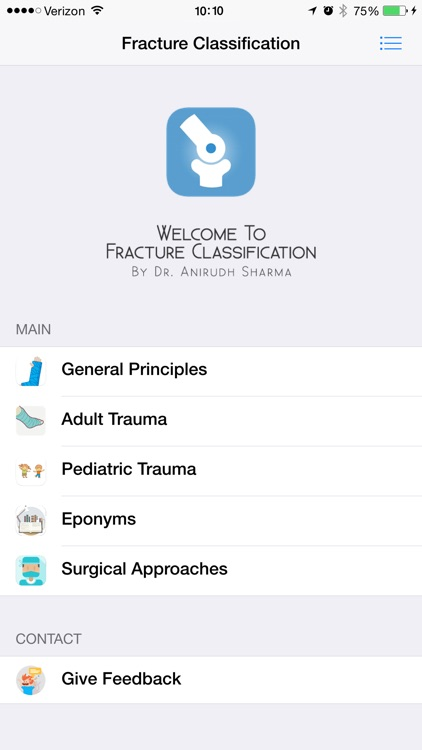Fracture Classification (FC)
