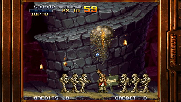 METAL SLUG 2 screenshot-3