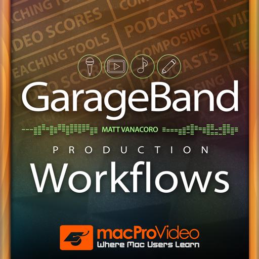Workflows Guide For GarageBand