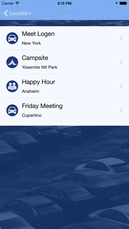 Locator Plus - Find Your Car or Mark a Spot