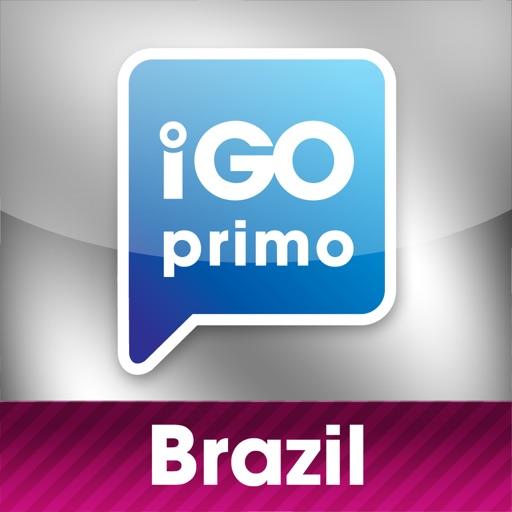 Brazil - iGO primo app