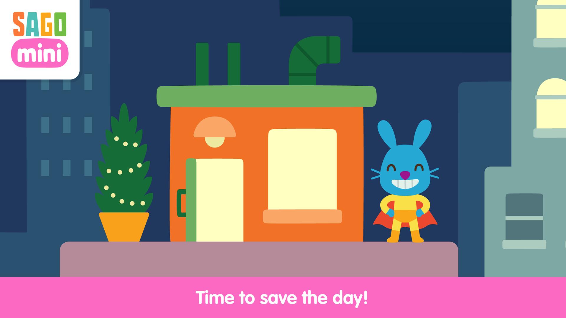 Sago Mini Superhero TV screenshot 2