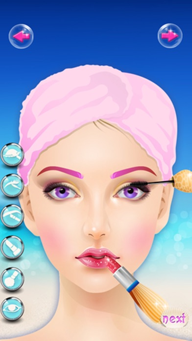 人魚サロン - 女の子ゲームのおすすめ画像2