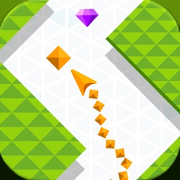Impossible Snake Rush- Endless Maze Runner Arcade