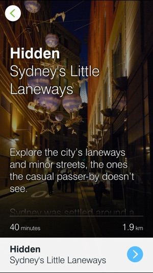 sydney free guided walking tours