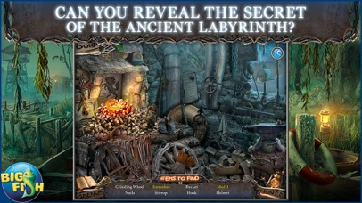 Sable Maze: Sullivan River - A Mystery Hidden Object Adventure screenshot 2