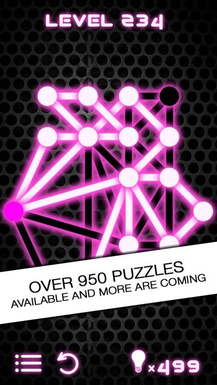 Glow Puzzle Free screenshot-4