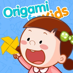 Origami For Kids-children's creative handcraft games