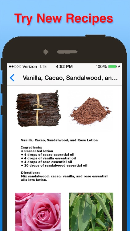 Essential Oil Essentials screenshot-4