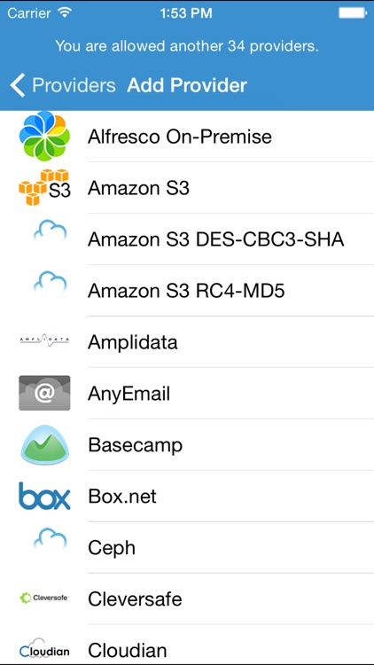 Storage Made Easy Cloud File Manager for Sector screenshot-3