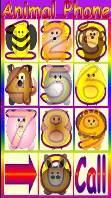 Fake Animal Fun Phone screenshot one