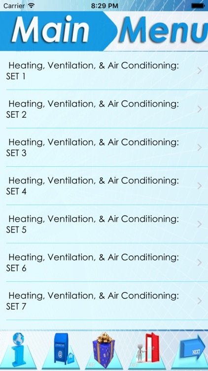 HVAC +2000 Notes & Quiz screenshot-4