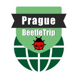 Prague travel guide and offline city map, Beetletrip Augmented Reality Prague Metro Tram Train and Walks