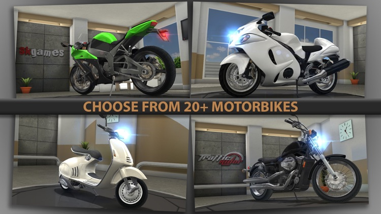 Traffic Rider screenshot-4