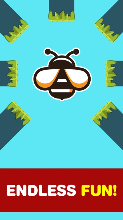 Mr. Honey Bee - Avoid the Maze Wall Fun screenshot-4