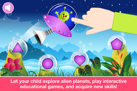 Preschool All In One Basic Skills Space Learning Adventure A to Z by Abby Monkey® Kids Clubhouse Games screenshot 3