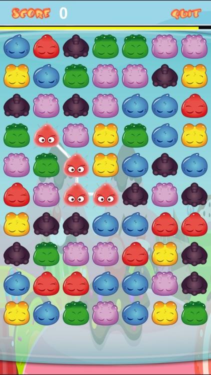 A Gummi Gumdrop Jelly Connect Mania