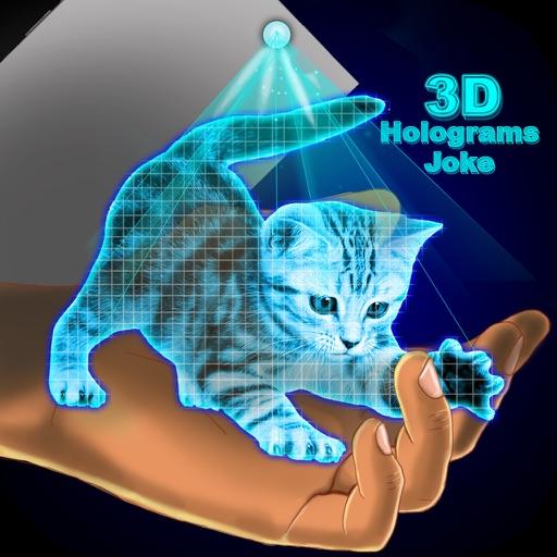 3D Holograms Joke