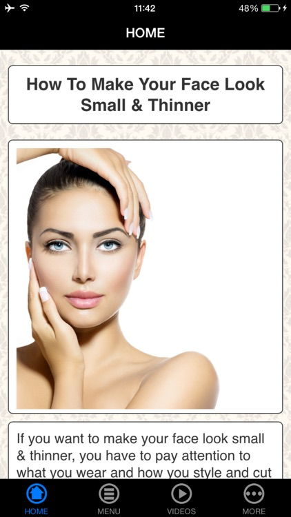 How To Make Your Face Smaller & Thinner; Secret Reveal For Your Skinny & Slimmer Face