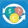 美元人民币欧元货币转换器 - Currency converter YUAN Dollar Euro