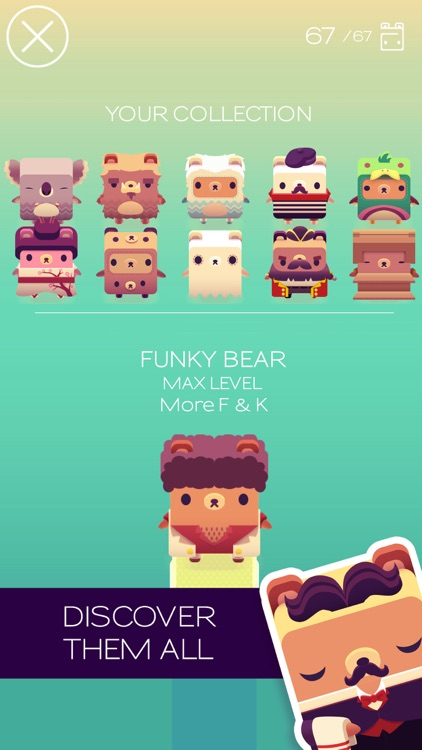 Alphabear: Word Puzzle Game screenshot-3