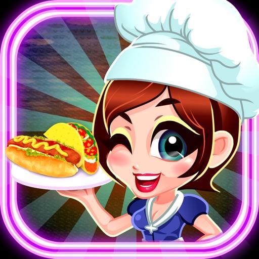 My Pocket Diner Cooking - Fastfood Restaurant To Go!