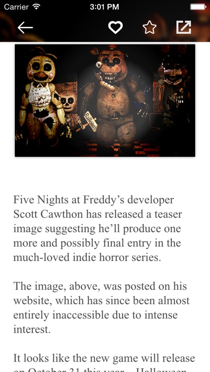 Guide for Five Nights at Freddy's 4 free - fnaf 4 Tips, Strategy & Tricks screenshot-2