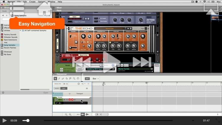Audio Recording & Editing For Reason screenshot-3