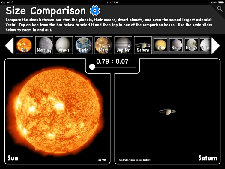 Interactive Minds: Solar System screenshot-1