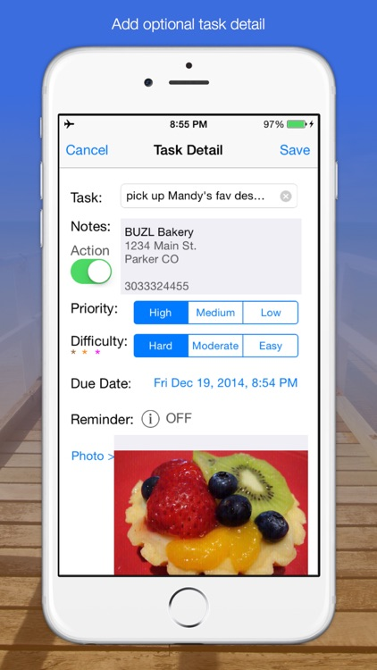 BUZL Watch - Todo & Reminders by Priority