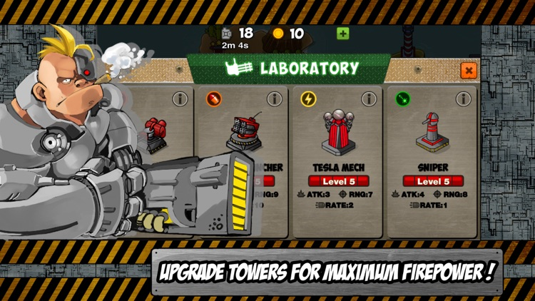 Aliens Invasion Heroes : Defense and Guard the Earth screenshot-3
