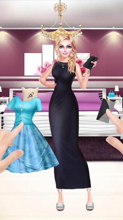 Stylish Mom's Life: Dress Up, Make Up & Baby Care Fun