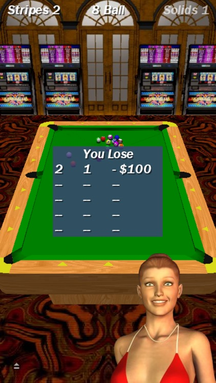 Vegas Pool Sharks screenshot-3