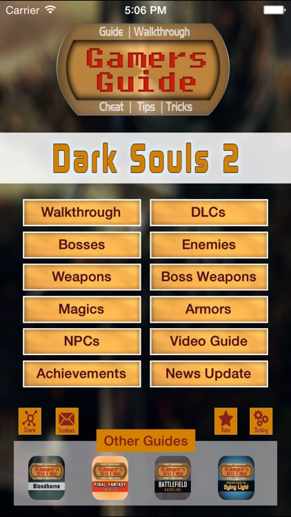Gamer's Guide for Dark Souls II
