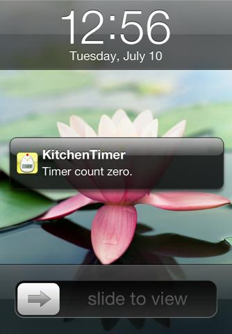 Kitchen Timer+ - náhled