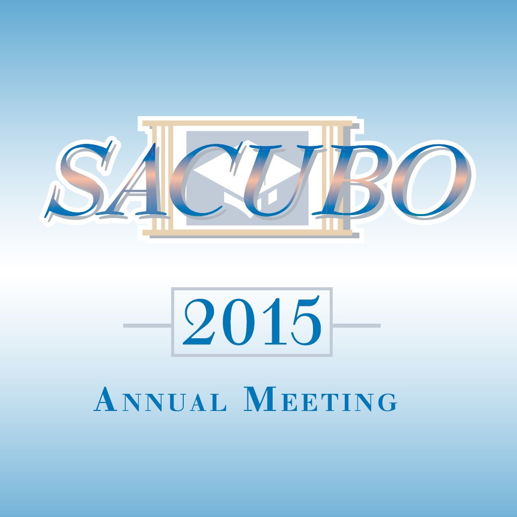 SACUBO 2015 Annual Meeting