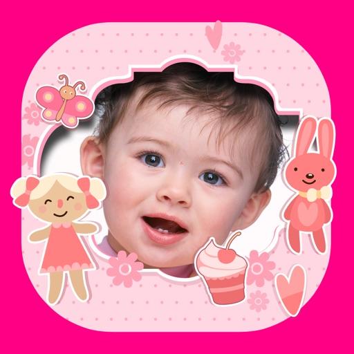Cute Photo Frames - A Lovely Photo Decorator iOS App