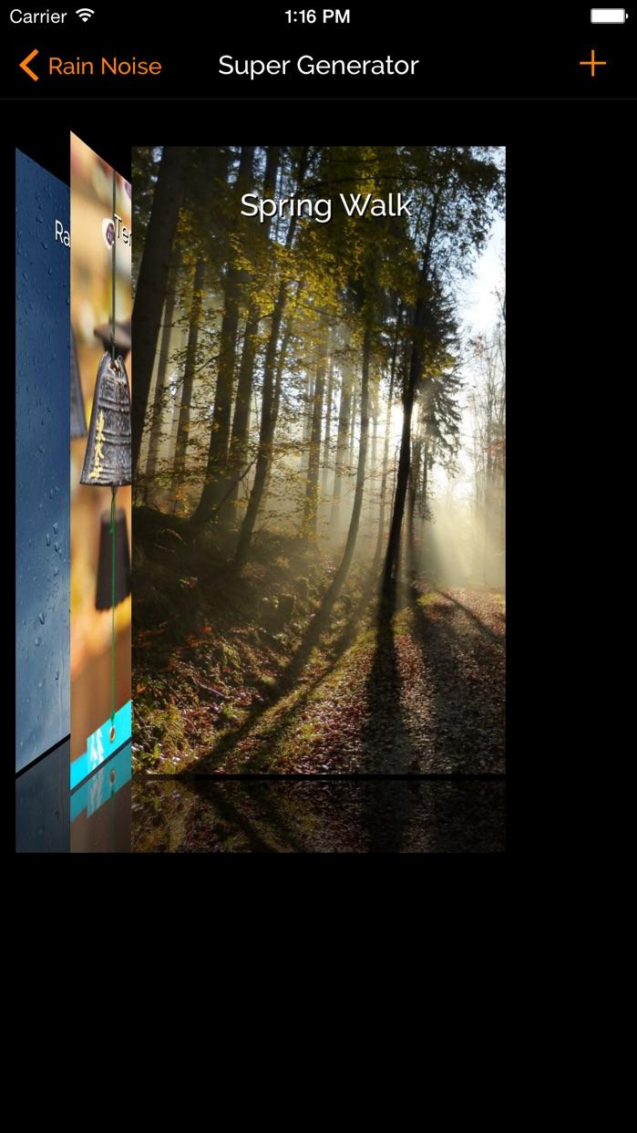 myNoise Screenshot