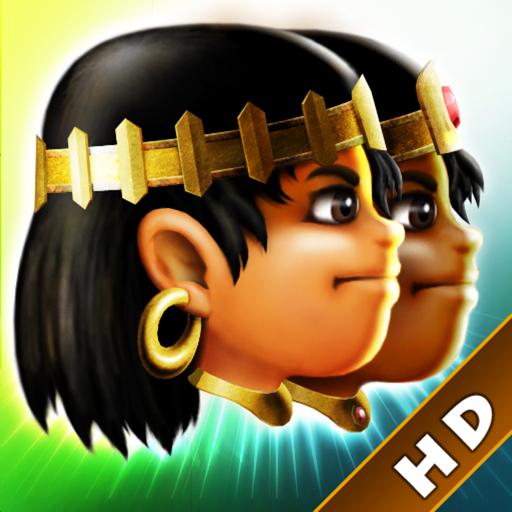 Babylonian Twins Puzzle Platformer