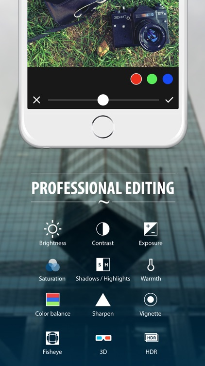 Photo Editor & Collage Maker by Camly Pro screenshot-3
