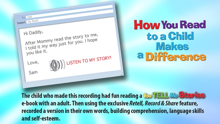 Chicken Little with WordWinks and Retell, Record & Share screenshot-4