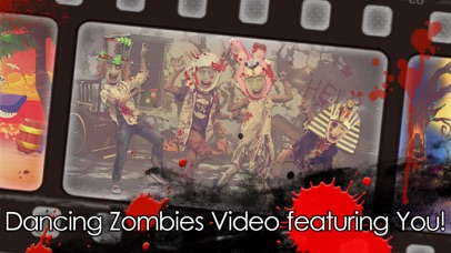 ZombieMe - Video Greeting from Zombies! screenshot one