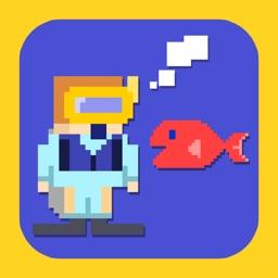 Fishing Collection - Work a grand aquarium -