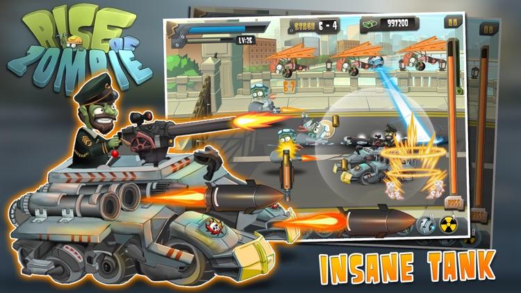 Rise of Zombie - City Defense screenshot-3