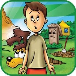 Digging Up Adventure Book #2 (Battling Boredom) - Neon Tiki Tribe - English
