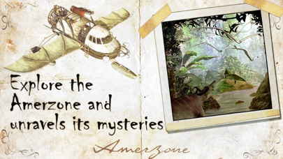 Screenshot #7 for Amerzone: The Explorer's Legacy (Universal)
