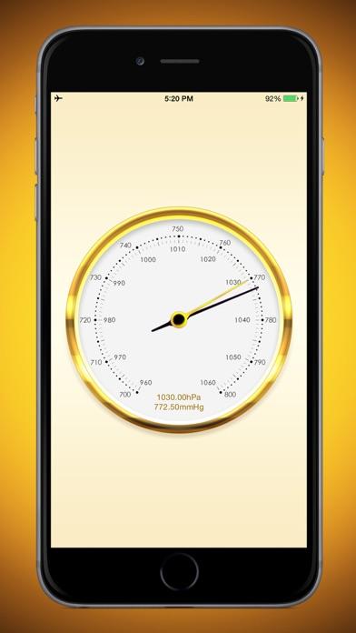 気圧計+のおすすめ画像3