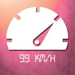 Speedometer - Speed Tracker. GPS Speed Box