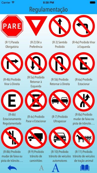 点击获取Placas de Trânsito